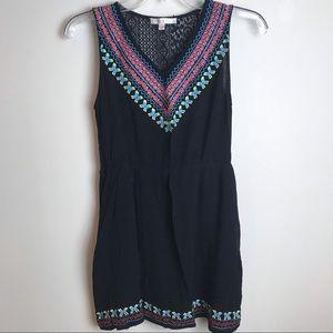 Skies Are Blue Stitch Fix Tribal Print Dress SP